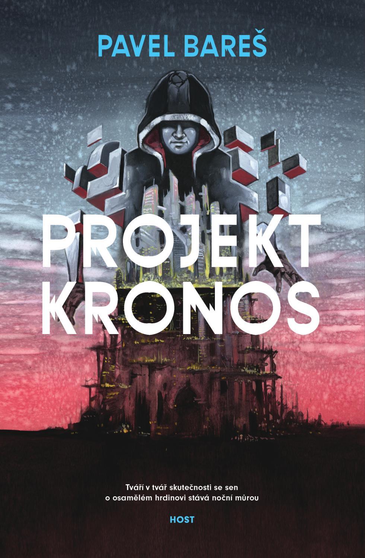 Výsledek obrázku pro projekt kronos obálka knihy
